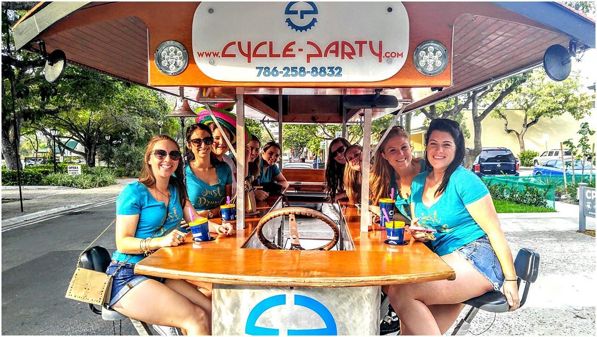 Bachelorette Party Beach Ideas  Palm Beach Bachelorette Party – Married in Palm Beach