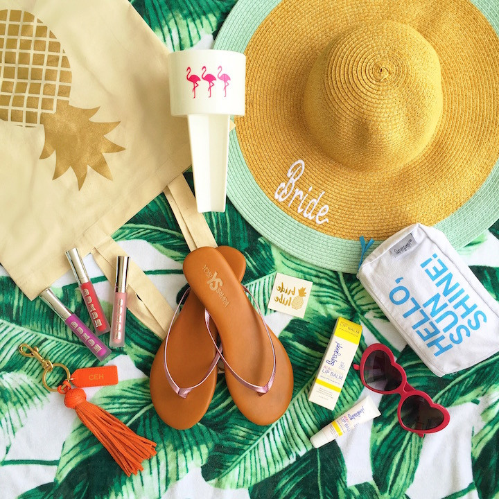 Bachelorette Party Beach Ideas  How To Plan The Perfect Bachelorette Beach Trip · Haute