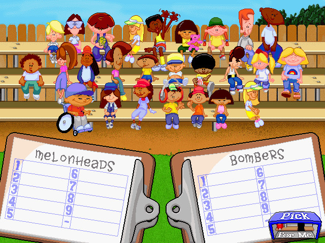 Backyard Baseball Computer Game  Download Backyard Baseball Windows My Abandonware