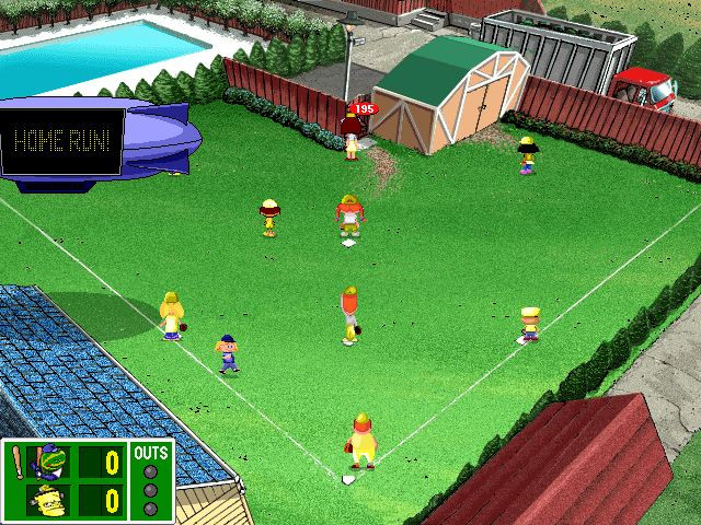 Backyard Baseball Computer Game  BtB s 50 Best of the Next 5 Years No 50 No 41