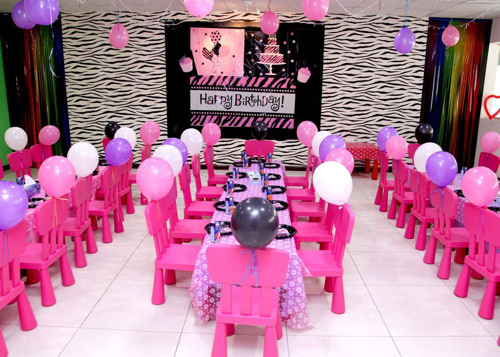 Barbie Beach Party Ideas  Barbie Rockstar Birthday Party Ideas