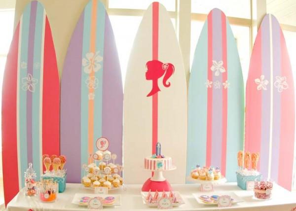 Barbie Beach Party Ideas  Beach Party Food Ideas Beach Theme Birthday Party Ideas