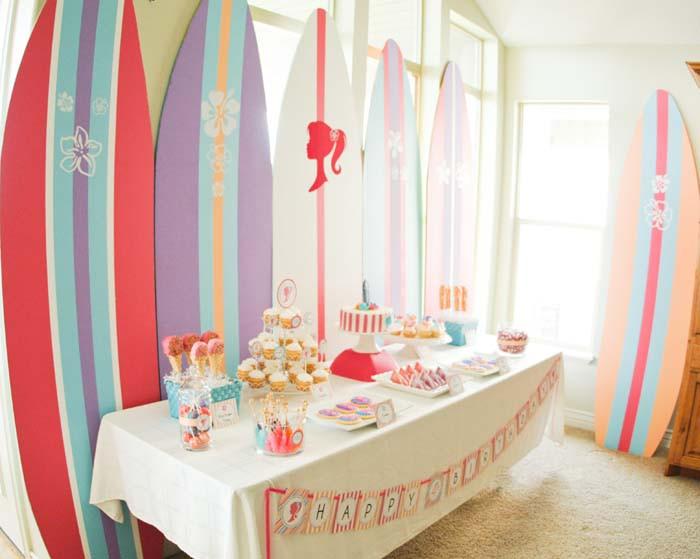 Barbie Beach Party Ideas  Beach Barbie Party Project Nursery