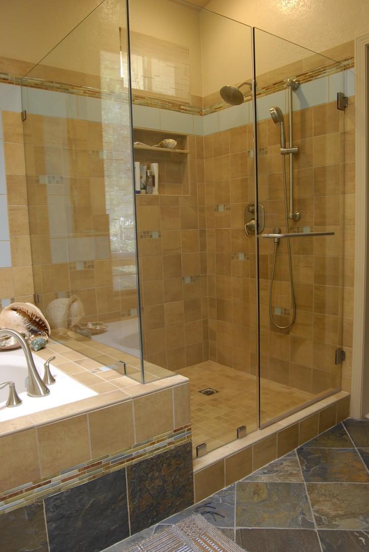 Bathroom Ceramic Floor Tile Ideas  30 cool ideas and pictures of bathroom tile art