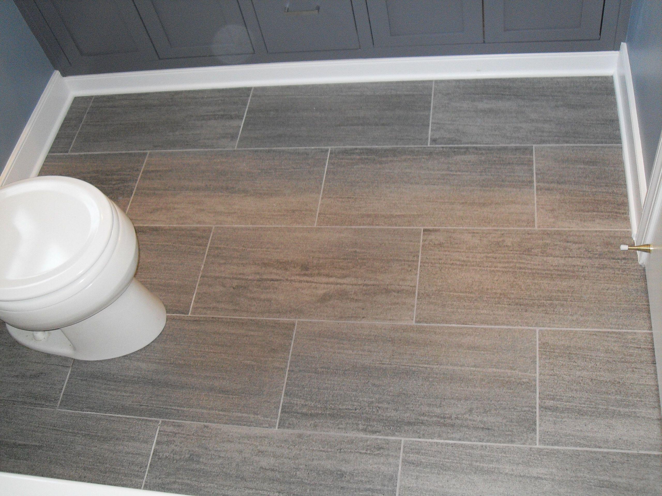 Bathroom Ceramic Floor Tile Ideas  Bathroom Floor Tile Ideas and Warmer Effect They Can Give