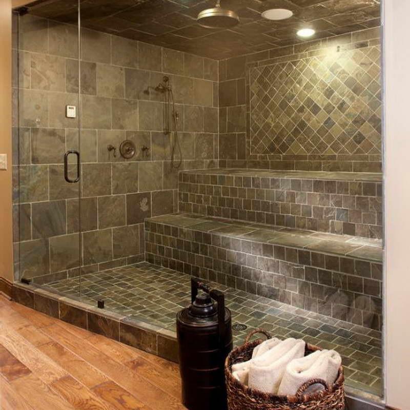 Bathroom Ceramic Floor Tile Ideas  20 Beautiful Ceramic Shower Design Ideas