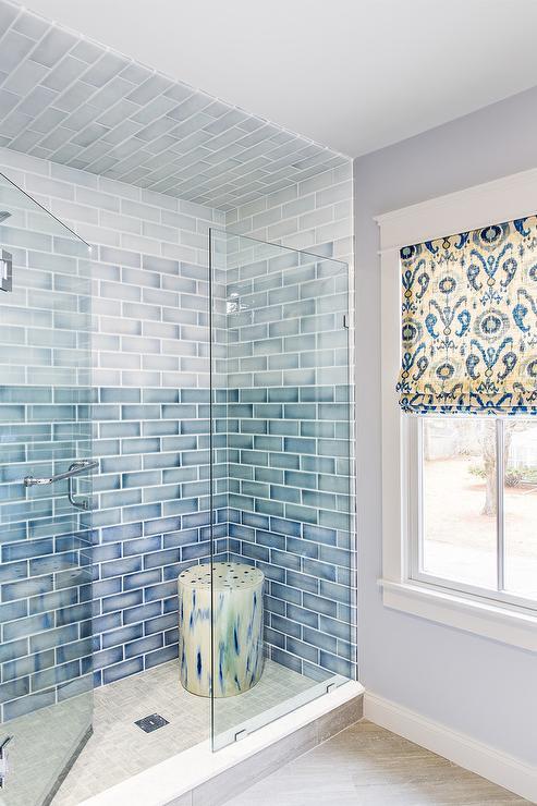 Bathroom Ceramic Floor Tile Ideas  Ceramic Tile Shower Ideas [ Most Popular Ideas to Use ]