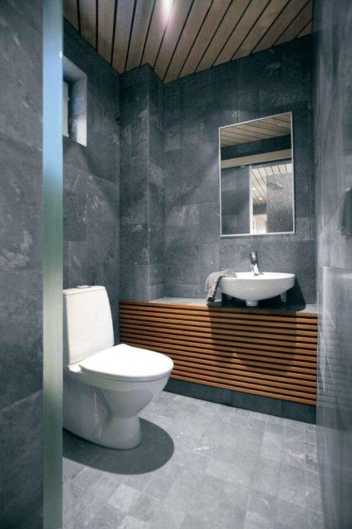 Bathroom Designs Small  30 Small Modern Bathroom Ideas – Deshouse