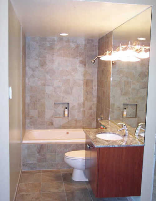 Bathroom Designs Small  Small Bathroom Design Ideas