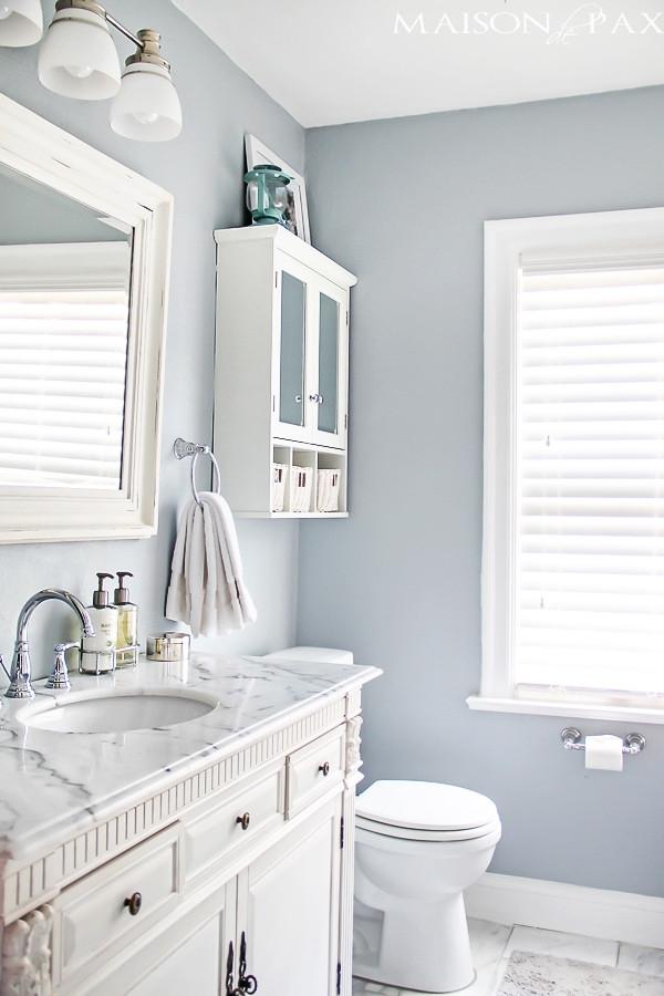 Bathroom Designs Small  10 Tips for Designing a Small Bathroom Maison de Pax