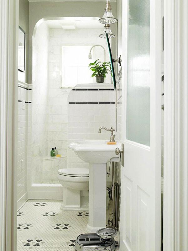 Bathroom Designs Small  30 Small and Functional Bathroom Design Ideas