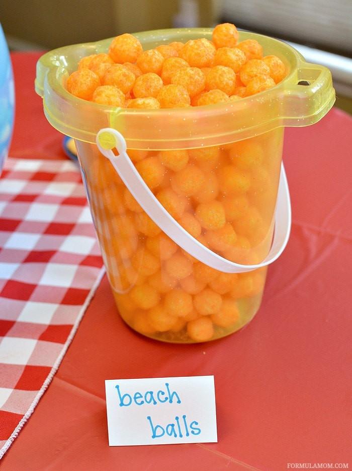 Beach Food Ideas For Party  Easy Beach Party Ideas