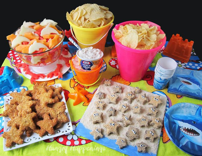Beach Food Ideas For Party  Beach Party Food Ideas featuring Chip and Dip Chicken