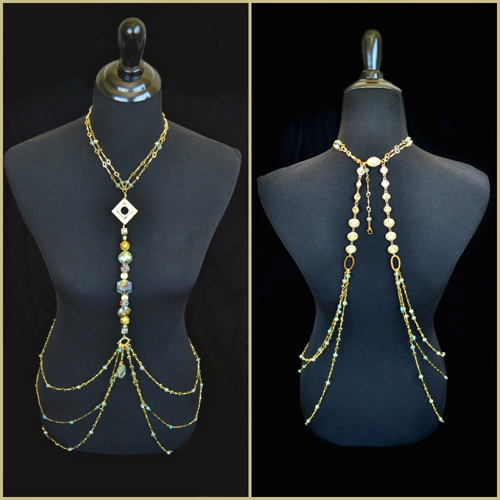 Beaded Body Jewelry  Jesse James Beads Jesse James Beads Jewelry