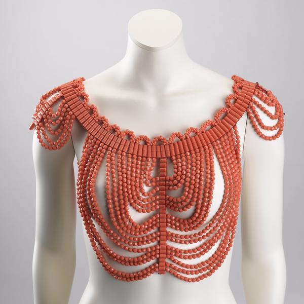Beaded Body Jewelry  Helge Beaded Body Jewellery – Anita Quansah London