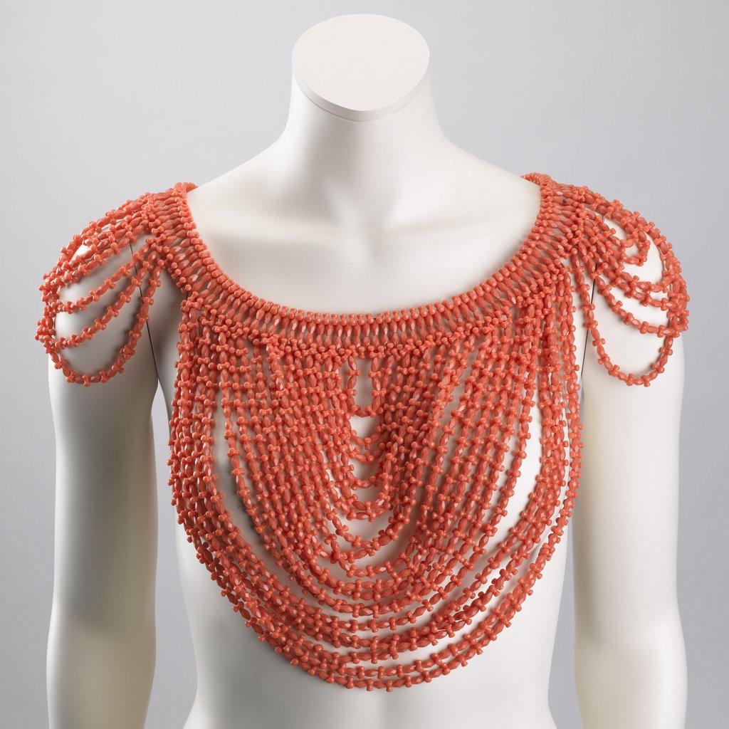 Beaded Body Jewelry  Dias Beaded Body Jewellery – Anita Quansah London
