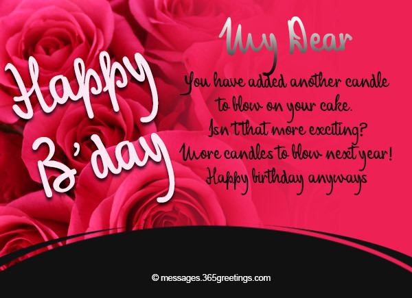 Best Birthday Wishes For Husband  Birthday Wishes for Husband 365greetings