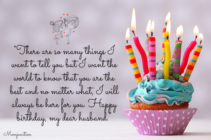 Best Birthday Wishes For Husband  101 Romantic Birthday Wishes for Husband
