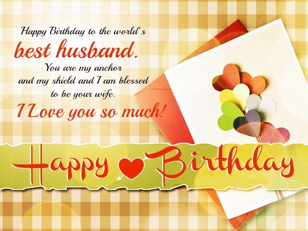 Best Birthday Wishes For Husband  150 Best Romantic Happy Birthday Wishes for Husband