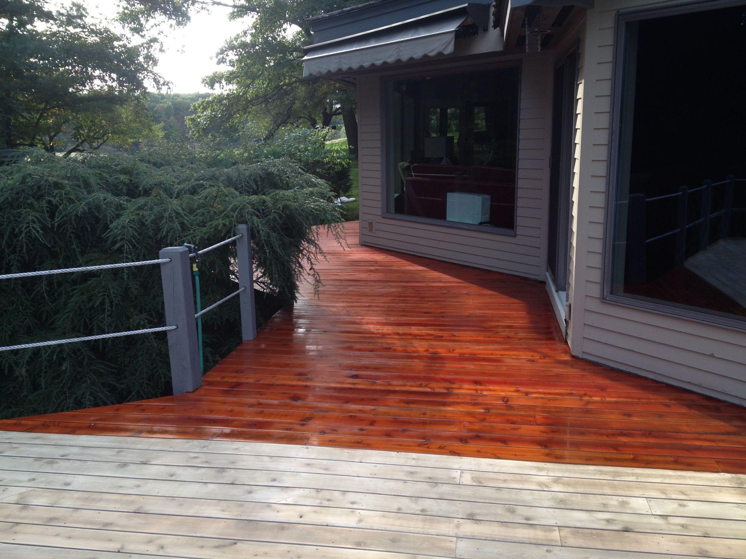 Best Deck Restoration Paint  Premium Deck Restoration