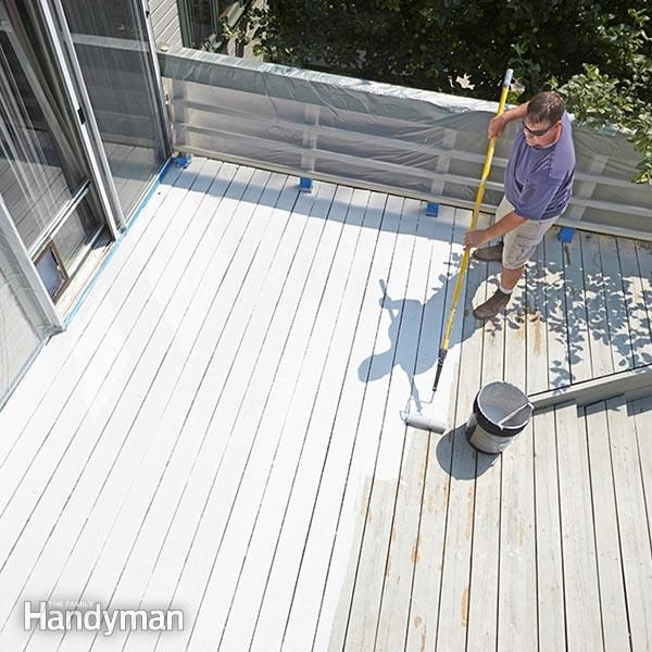Best Deck Restoration Paint  Restore a Deck