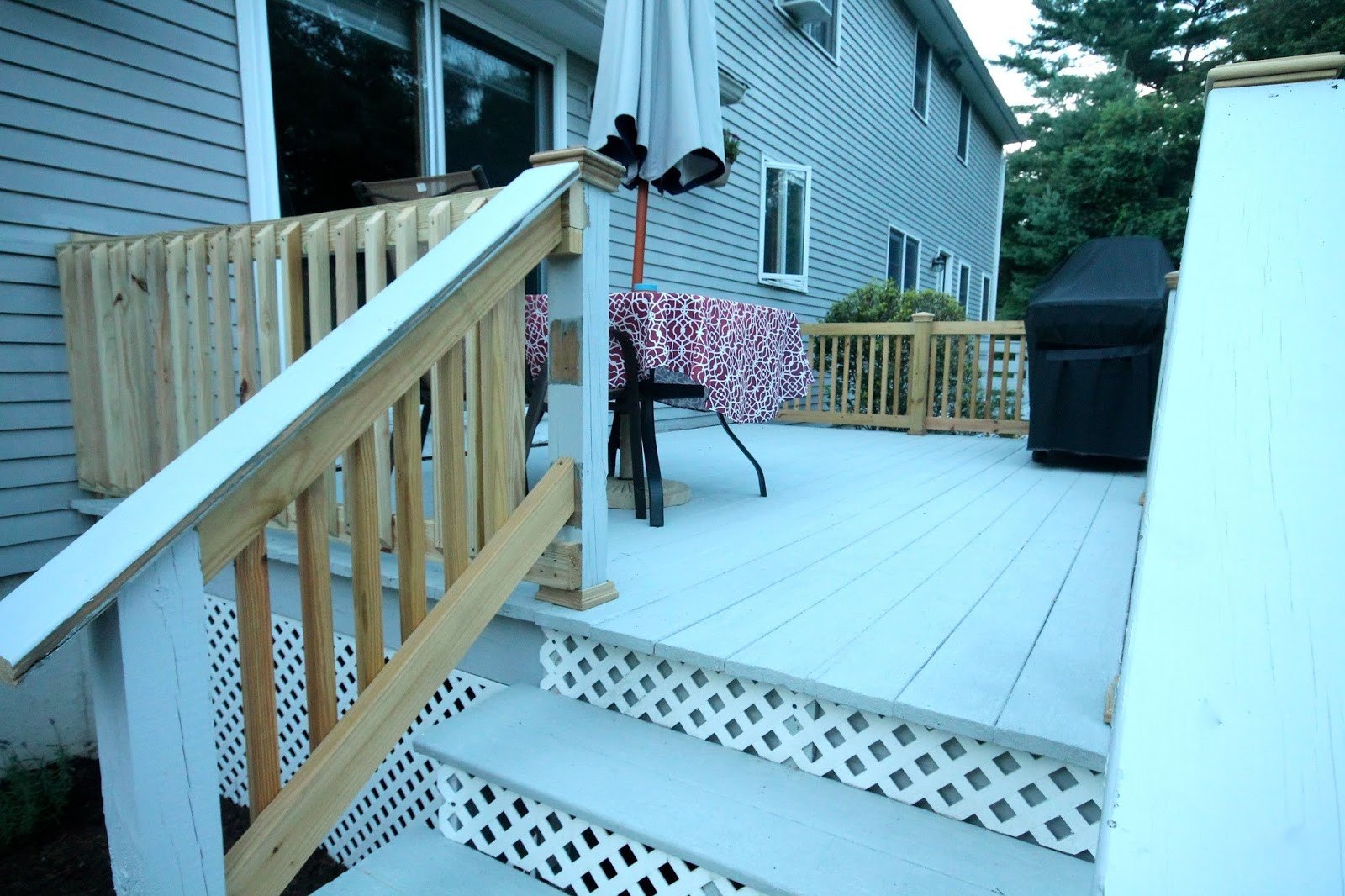 Best Deck Restoration Paint  Rustoleum Deck Restore Project and Review