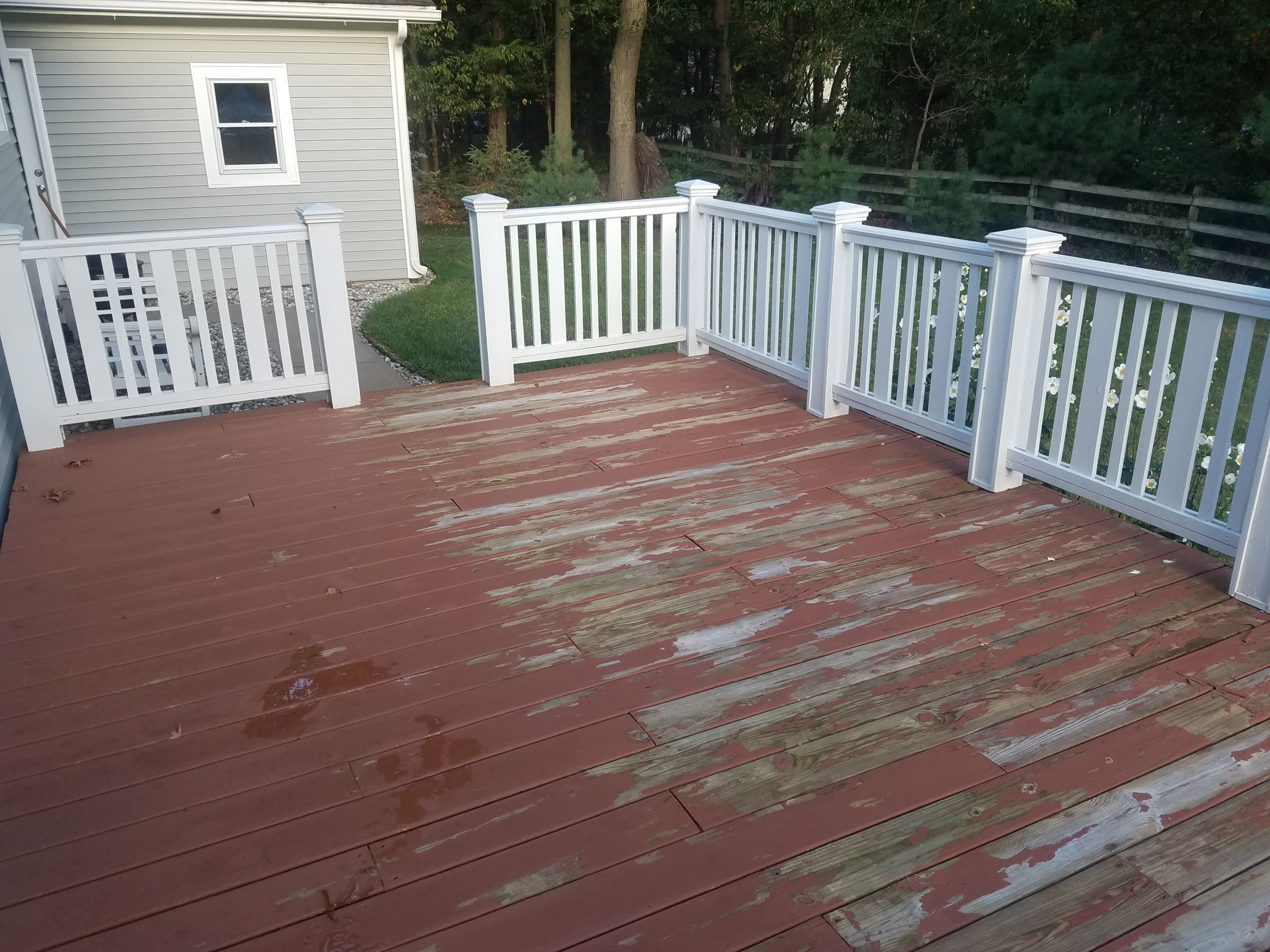 Best Deck Restoration Paint  Behr Deckover Olympic Rescue It Rust Oleum Deck Restore