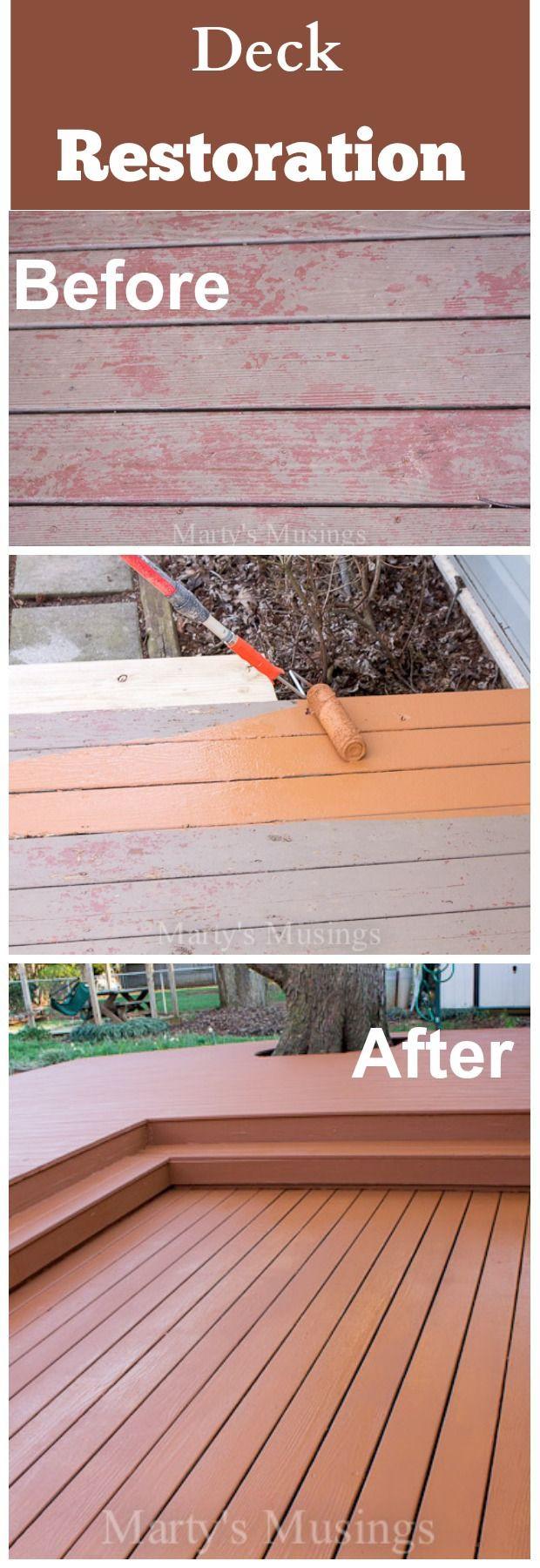 Best Deck Restoration Paint  127 best Deck design images on Pinterest
