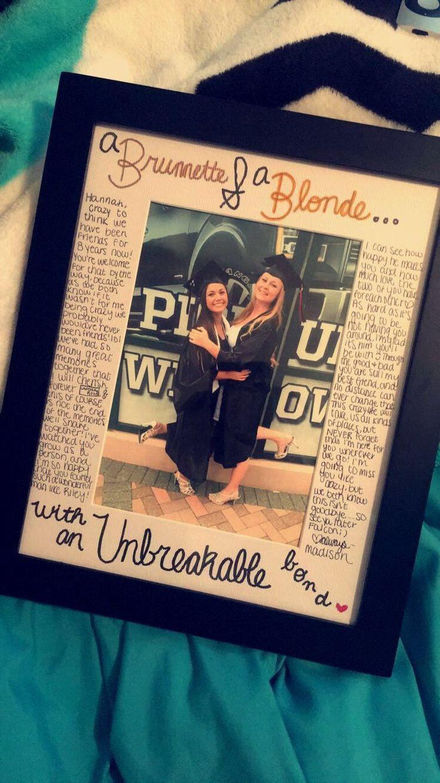 Best Friend Gift Ideas Diy  284 best BEST FRIENDS FOREVER images on Pinterest