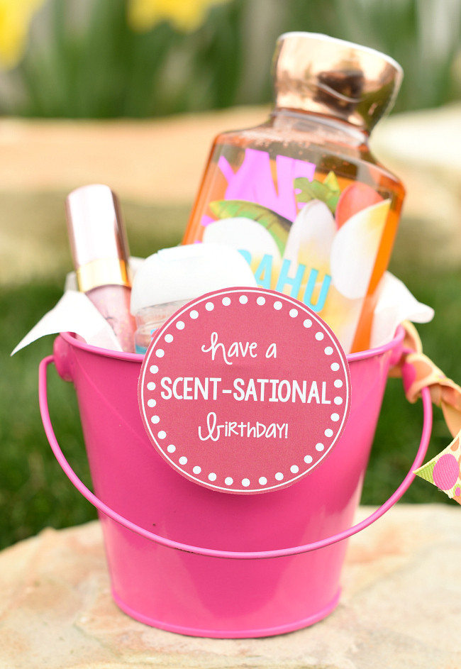 Best Friends Birthday Gifts  Scent Sational Birthday Gift Idea for Friends – Fun Squared