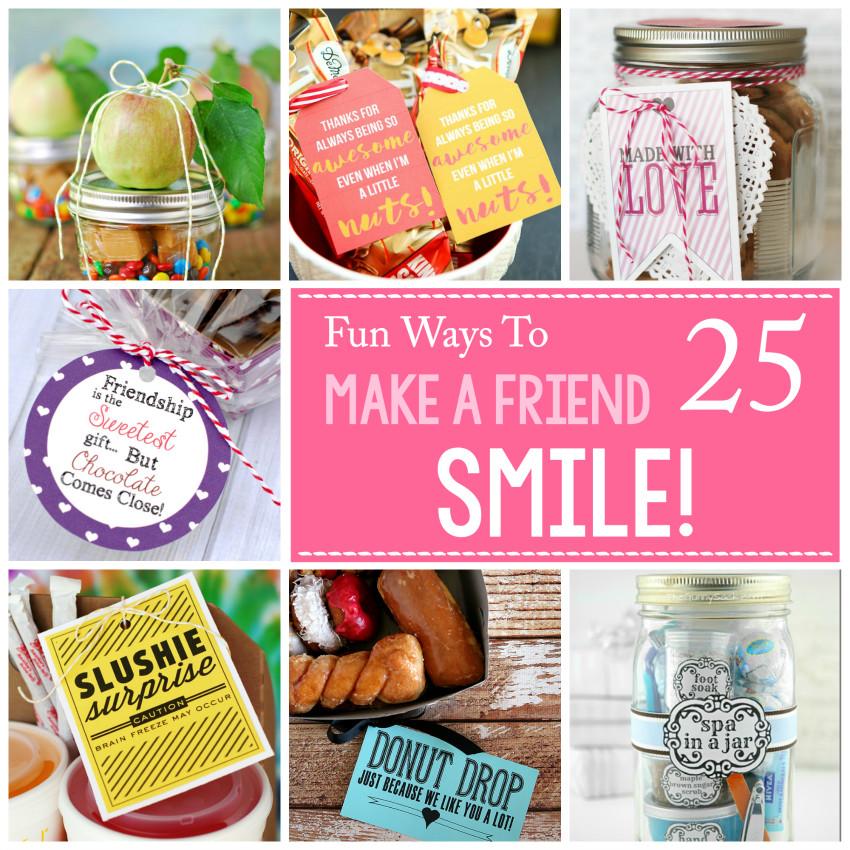 Best Friends Birthday Gifts  25 Fun Birthday Gifts Ideas for Friends Crazy Little