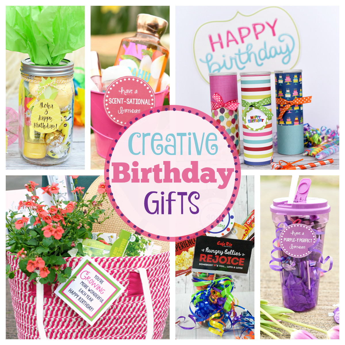 Best Friends Birthday Gifts  Creative Birthday Gifts for Friends – Fun Squared