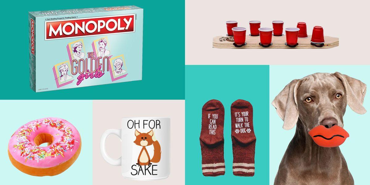 Best Gag Gift Ideas  30 Funny Gag Gift Ideas for Women and Men Best Christmas