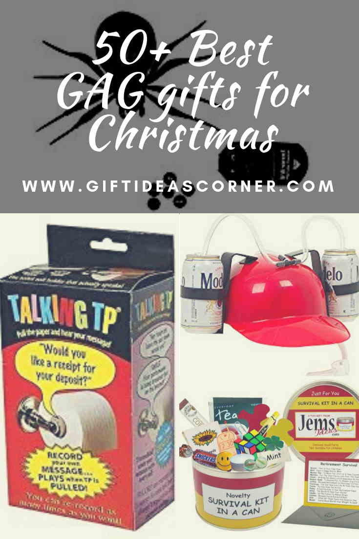 Best Gag Gift Ideas  50 Best Gag Gifts Ideas For Christmas 2018 2019 [Updated]