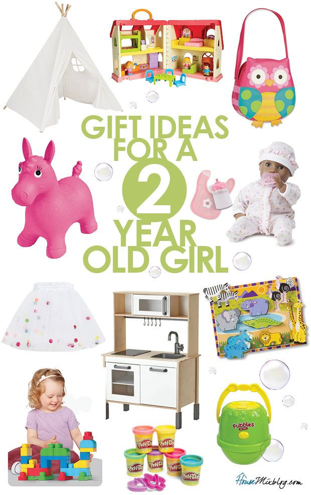 Best Gift Ideas For A 2 Year Old  Gift ideas for 2 year old girls