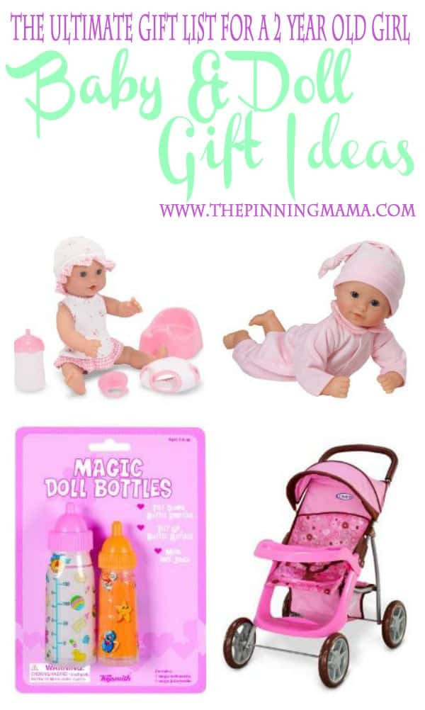 Best Gift Ideas For A 2 Year Old  Best Gift Ideas for a 2 Year Old Girl • The Pinning Mama