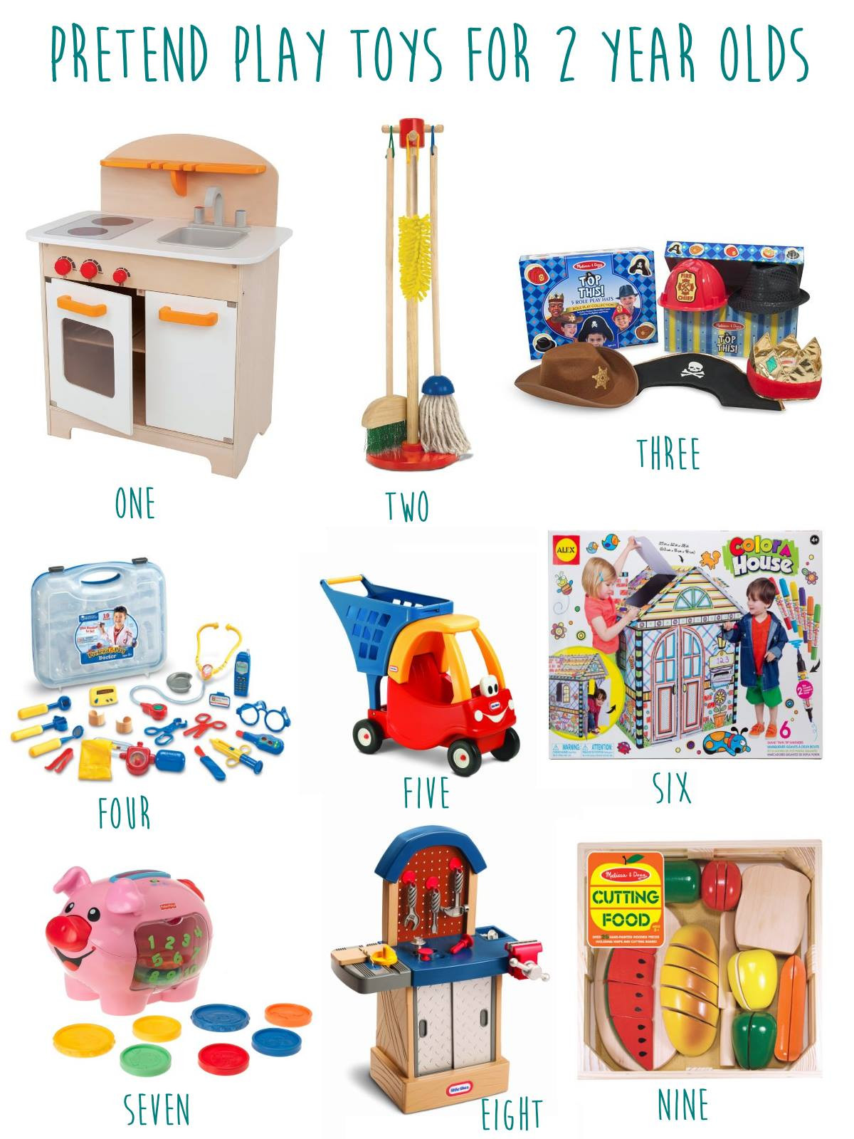 Best Gift Ideas For A 2 Year Old  Best Gifts for 2 Year Old Boy – Mary Martha Mama