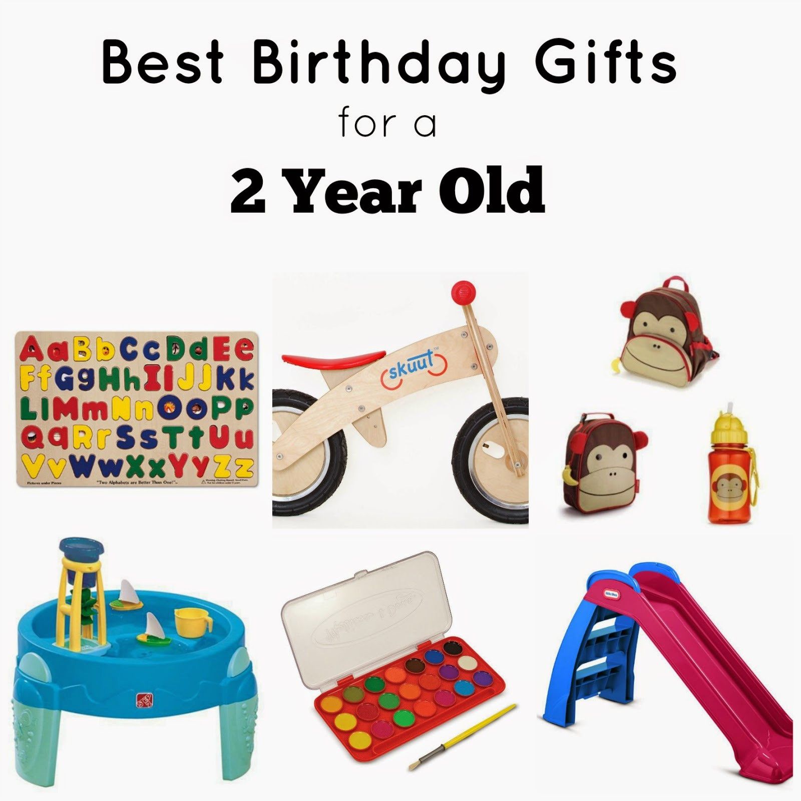 Best Gift Ideas For A 2 Year Old  Our Life on a Bud Best Birthday Gifts for a 2 Year Old