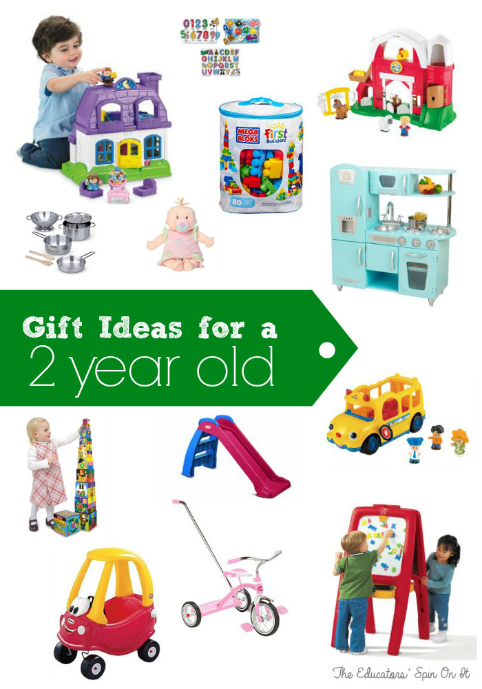 Best Gift Ideas For A 2 Year Old  Ultimate Holiday Gift Guides for Kids of All Ages The