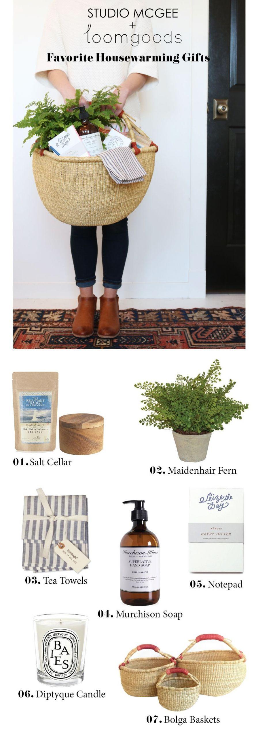 Best Housewarming Gift Ideas  Favorite Housewarming Gifts