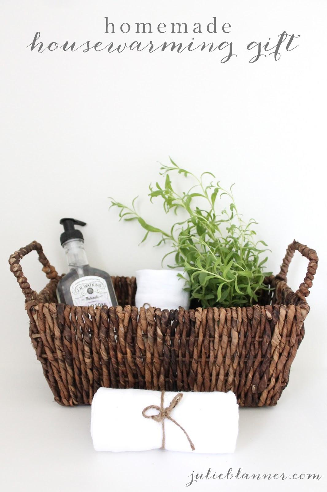 Best Housewarming Gift Ideas  Homemade Housewarming Gift Julie Blanner
