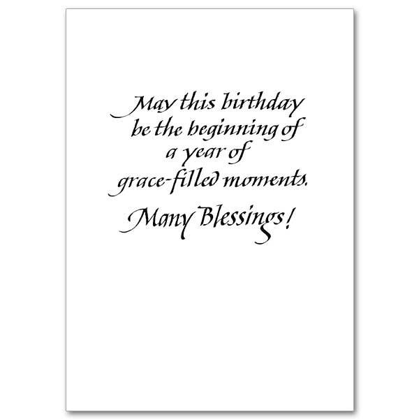 Birthday Card Text  Special Birthday Wish Birthday Card