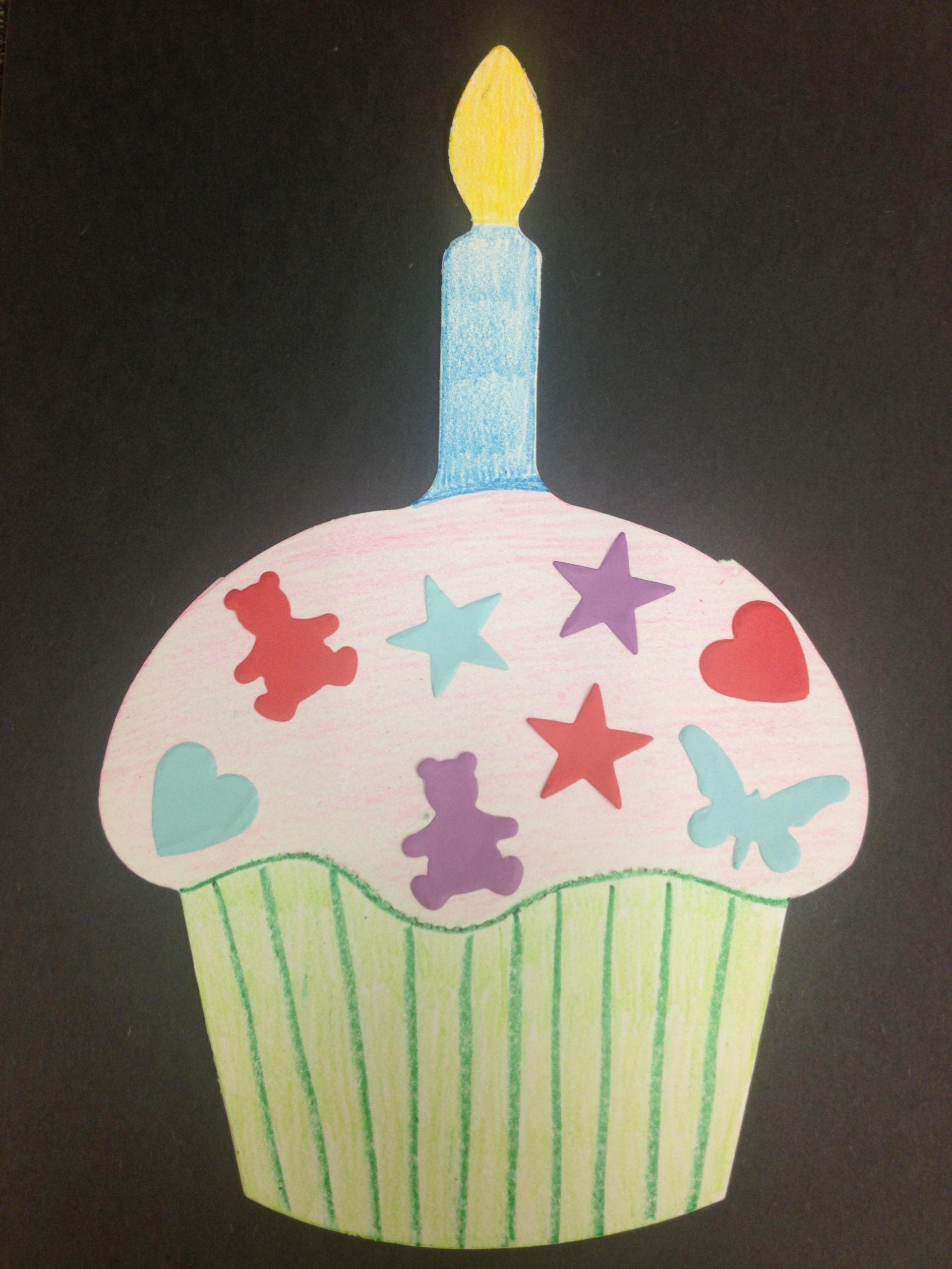 Birthday Party Crafts  September 2013