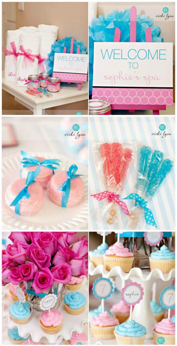 Birthday Party Crafts  23 Tween Birthday Party Ideas for Your Tween or Teen Girls