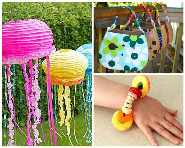 Birthday Party Crafts  Best Kids Party Ideas DIY Ready