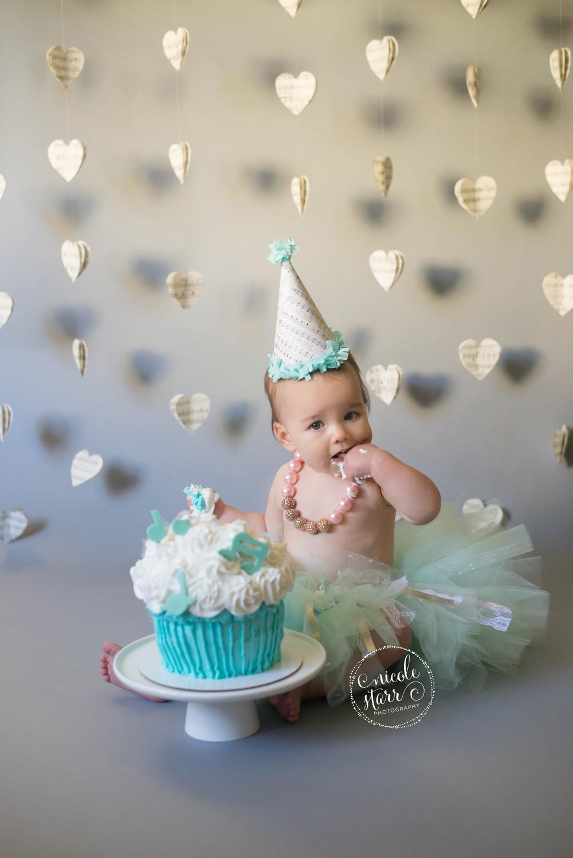 Birthday Smash Cake  A Musical First Birthday Cake Smash — Saratoga Springs