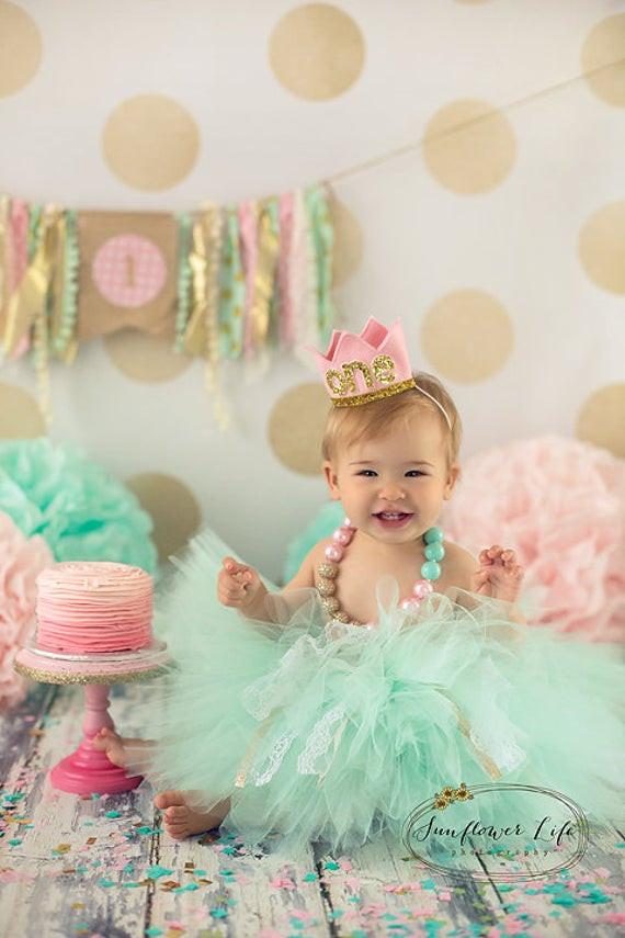 Birthday Smash Cake  cake smash outfit girls first birthday outfit cake smash