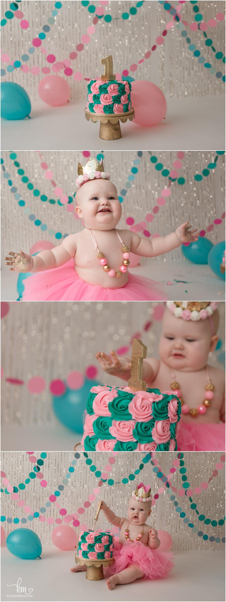 Birthday Smash Cake  Cake Smash & First Birthday graphy