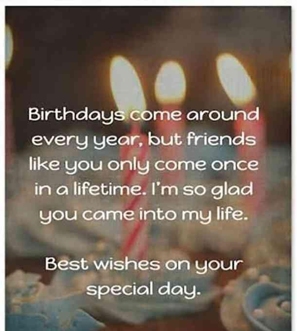 Birthday Wishes For Best Friend  Birthday Wishes to Best Friend Best Friend Birthday Quotes