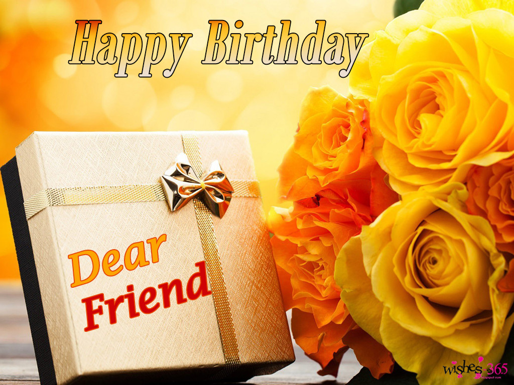 Birthday Wishes For Best Friend  Poetry and Worldwide Wishes Happy Birthday Wishes for